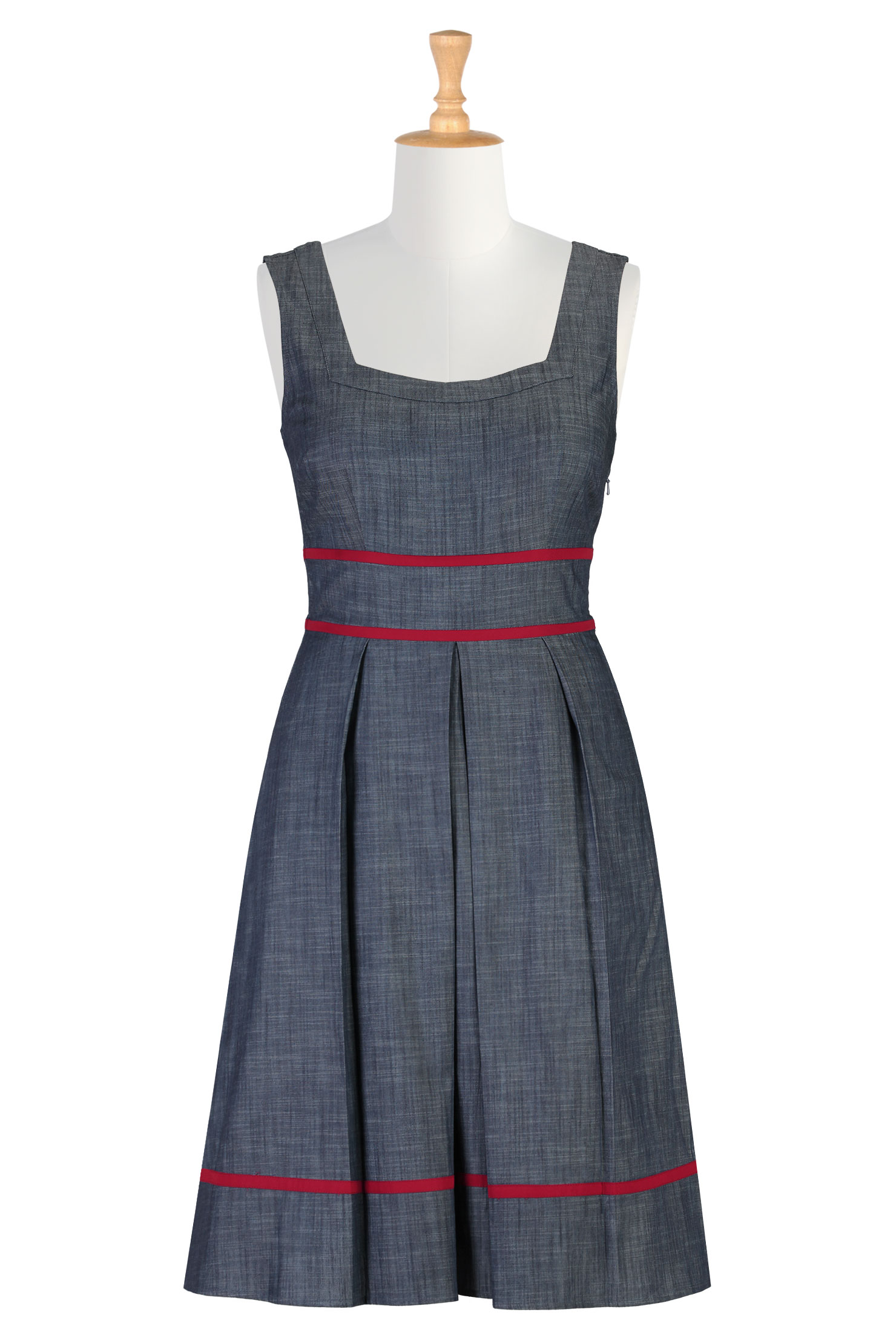 Eshakti shop with beth for Chambray dress