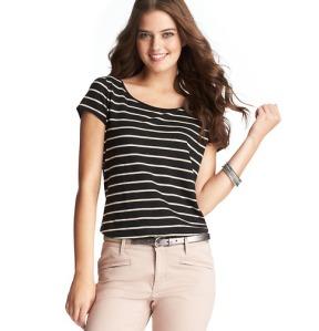 LOFT stripe shirt