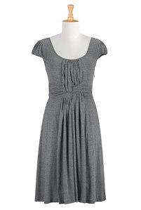 Arbor Melange Knit Dress