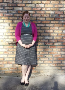 Baby Shower Outfit 1