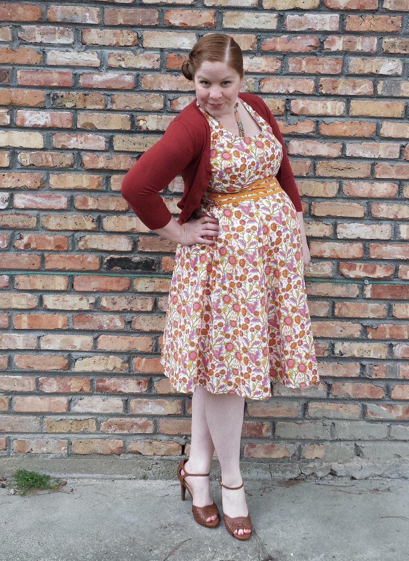 f8834bd8a8d0f What I Wore To Church – Spring Has Sprung | Shop With Beth