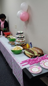 Work Baby Shower 2