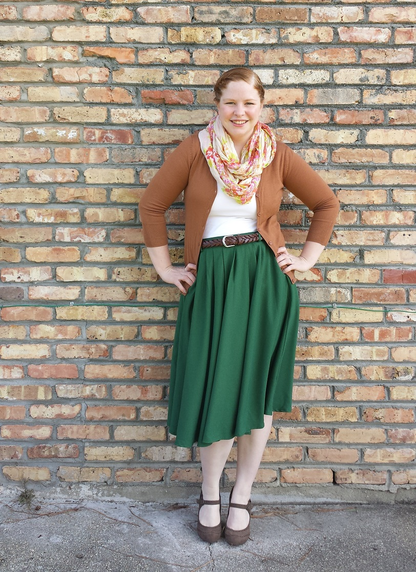 What I Wore To Church An Unusually Fall Outfit Shop