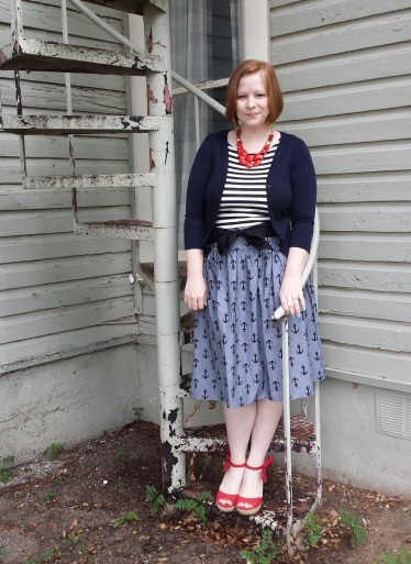 Once Upon a Maritime Skirt 3
