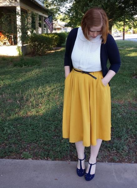 Tigerlilies Skirt 1