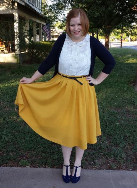 Tigerlilies Skirt 2